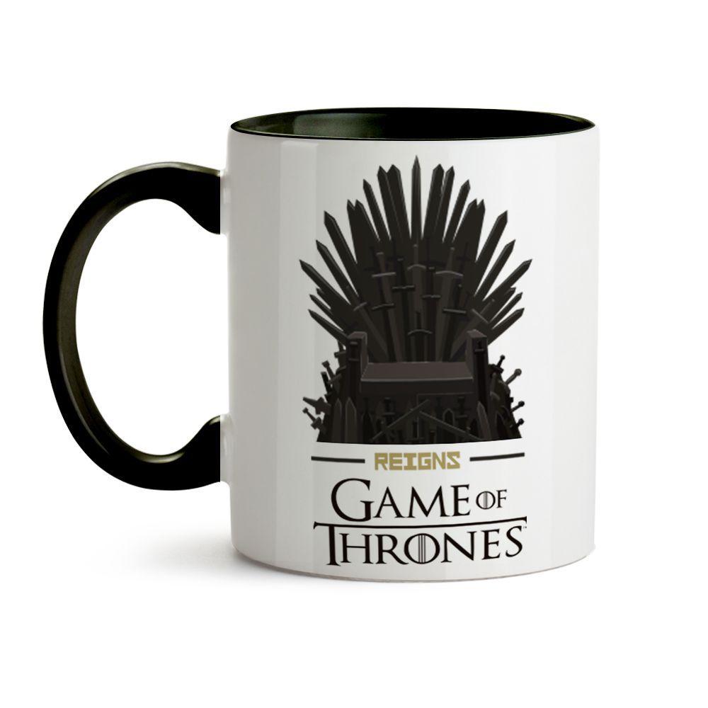 Caneca Game Of Thrones Trono