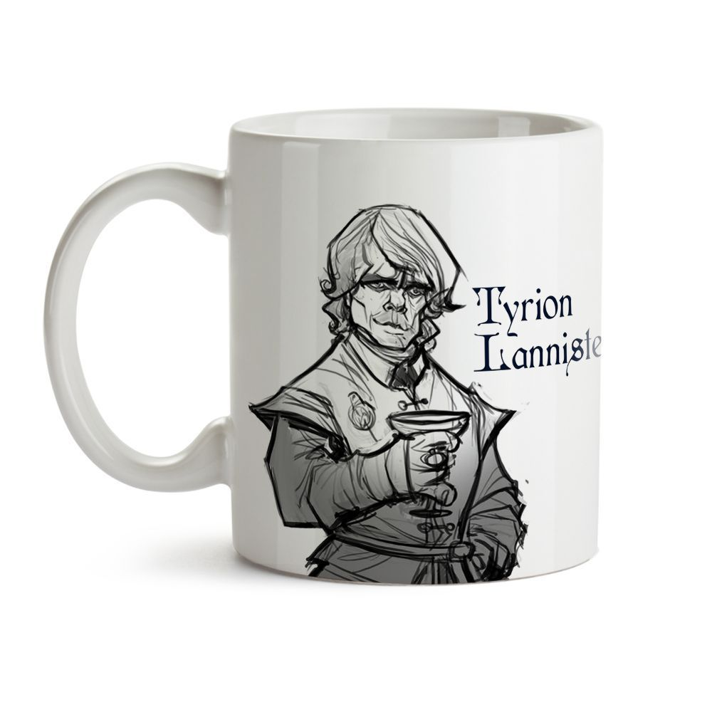Caneca Game Of Thrones Whisky White Walker