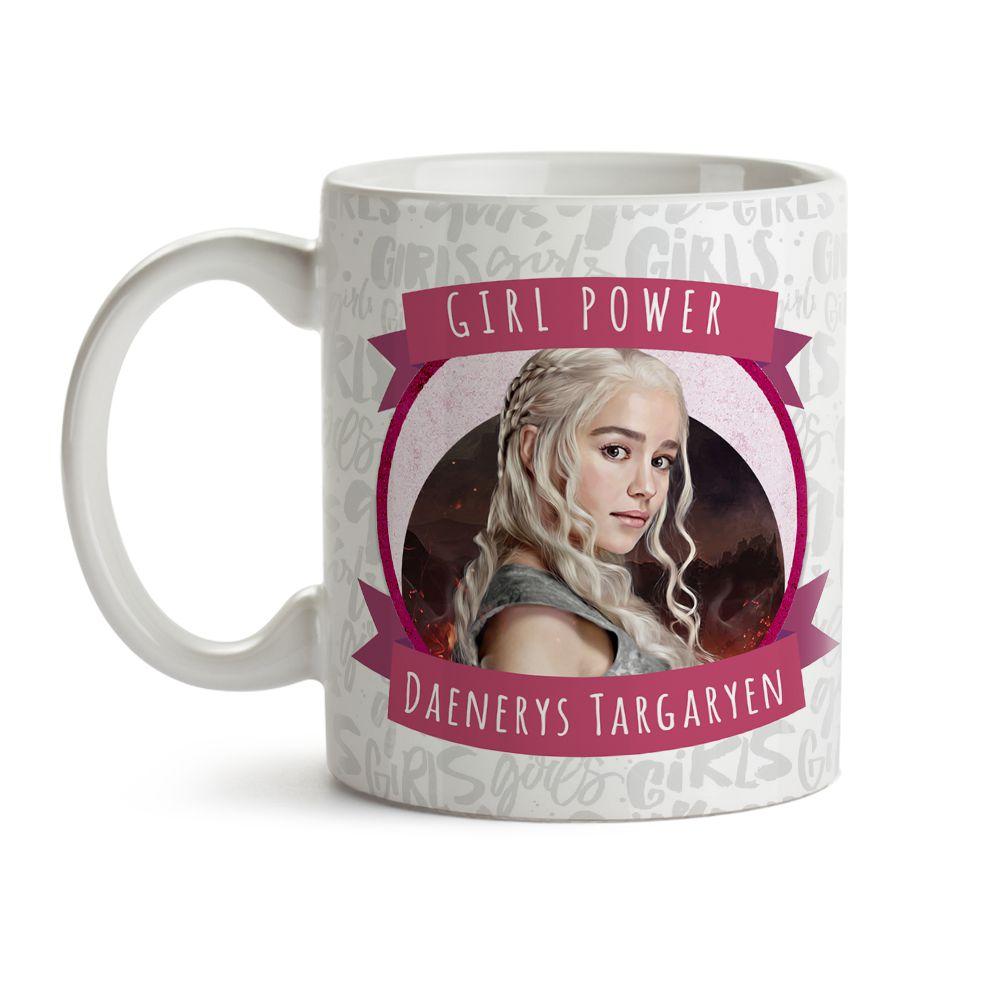 Caneca Girl Power Daenerys