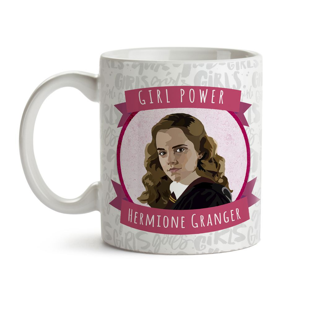Caneca Girl Power Hermione