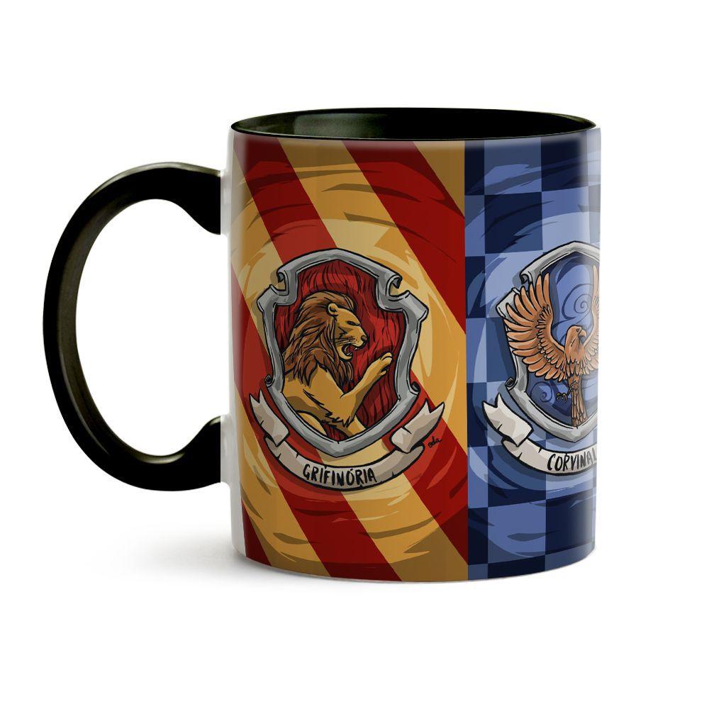 Caneca Harry Potter Casas