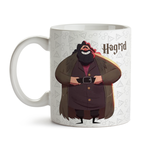 Caneca Harry Potter Cute - OUTLET