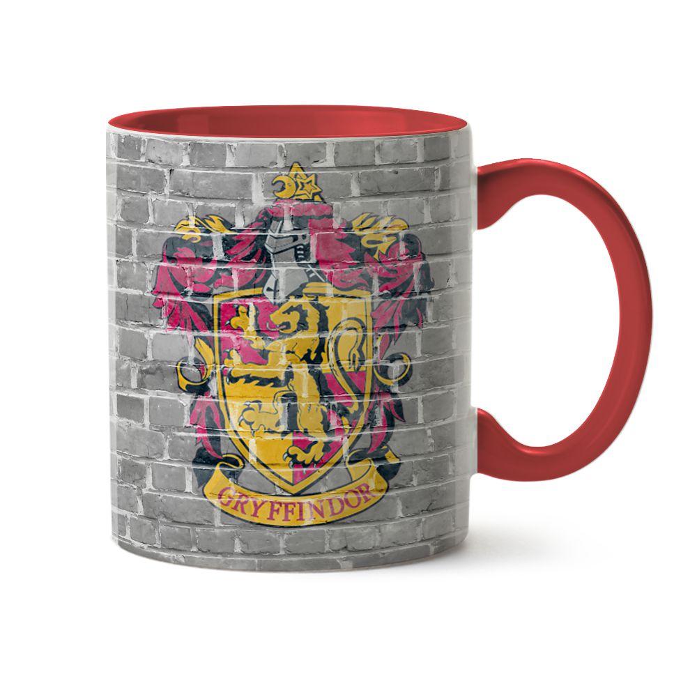 Caneca Harry Potter Grifinória 02