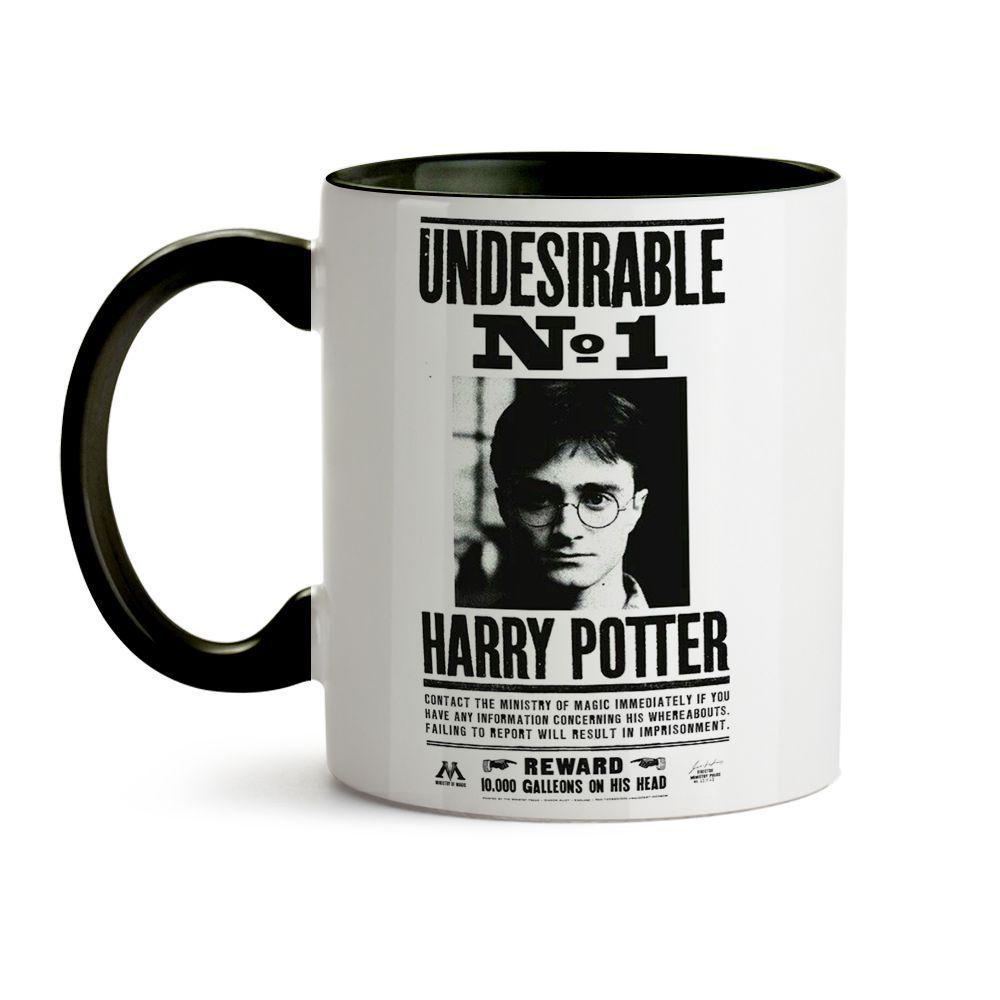 Caneca Harry Potter Procurado