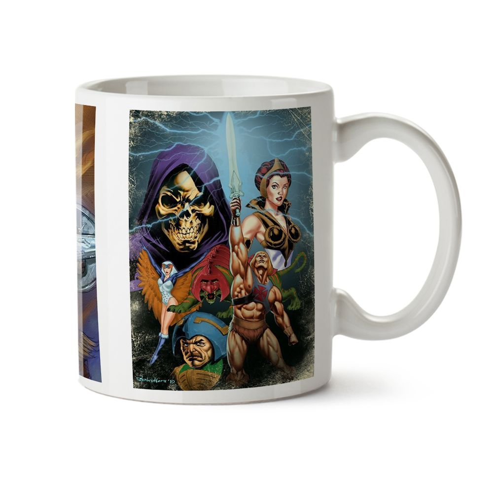 Caneca He-Man Posters