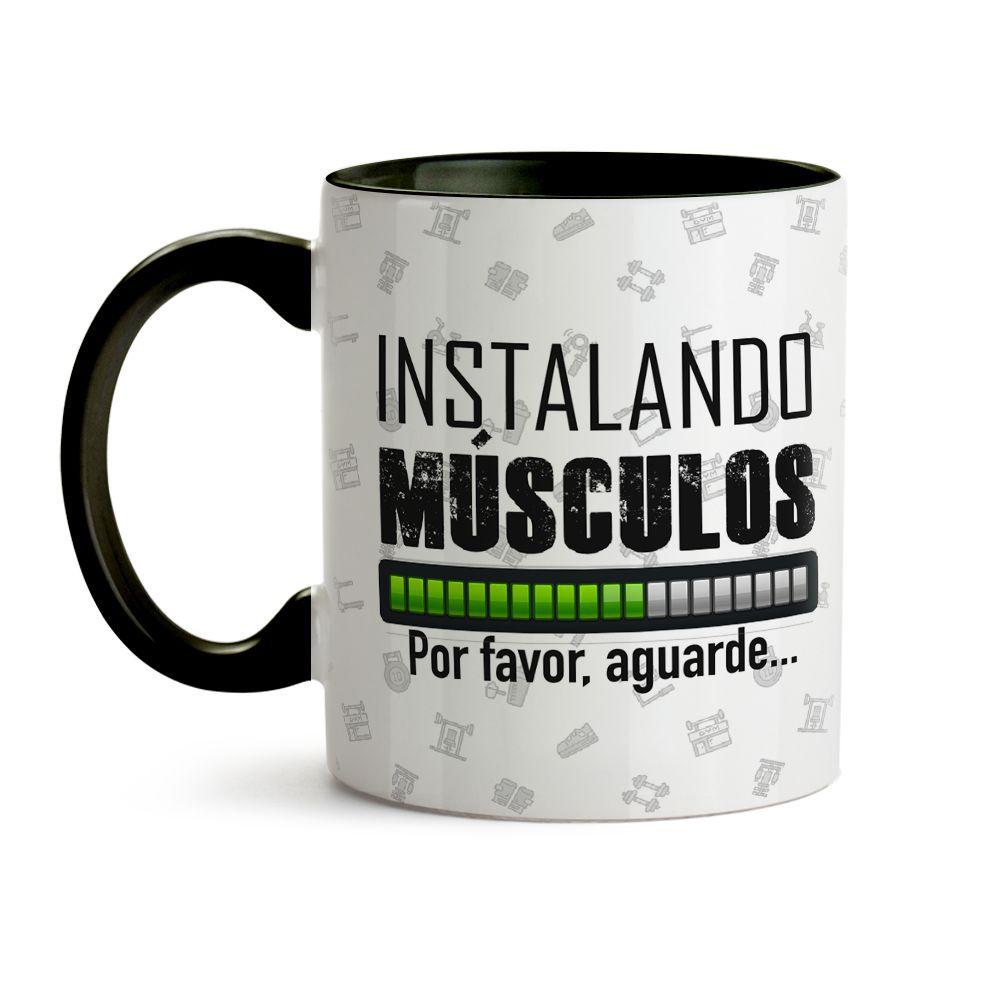 Caneca - Instalando Músculos