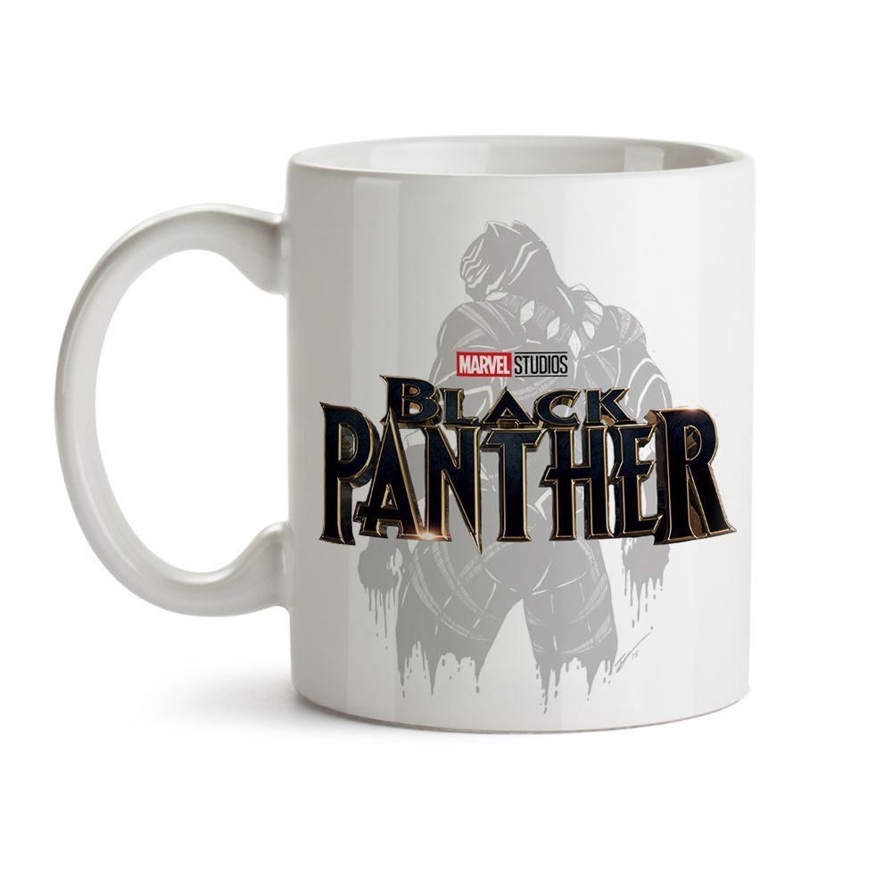 Caneca Pantera Negra