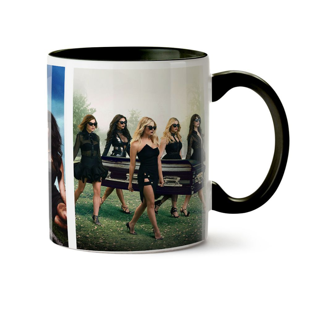 Caneca Pretty Little Liars Poster