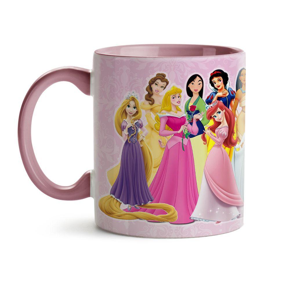 Caneca Princesas
