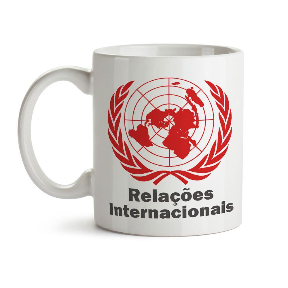 Caneca Relações Internacionais