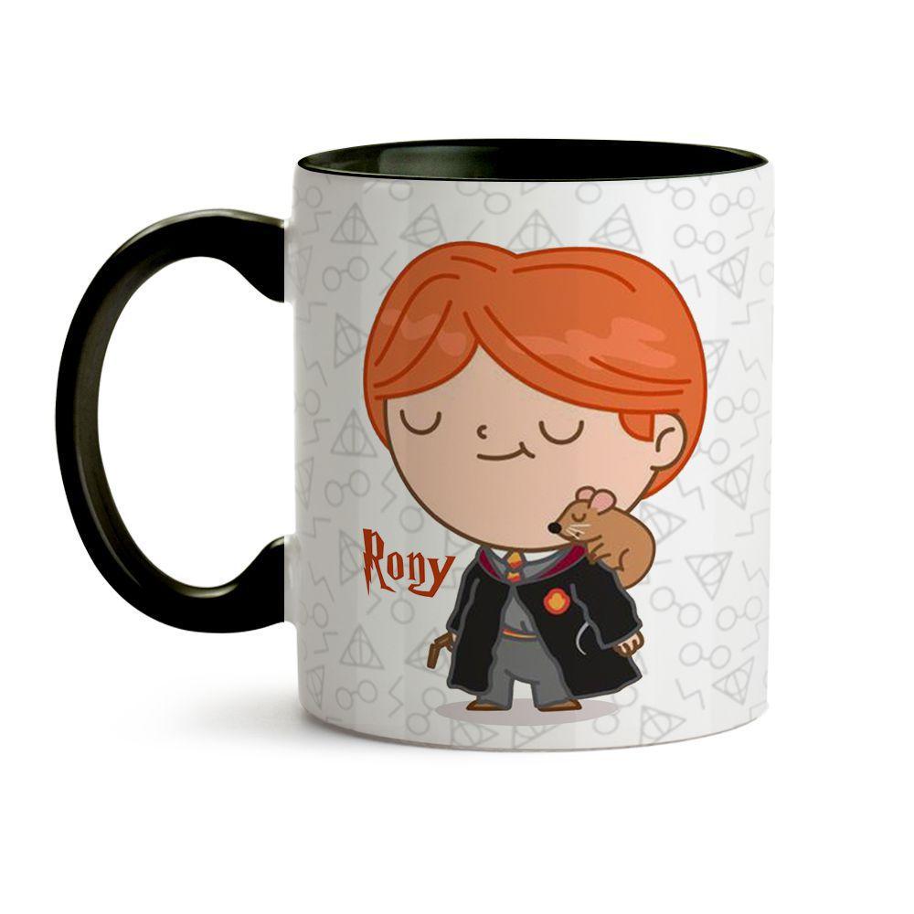 Caneca Rony Harry Potter