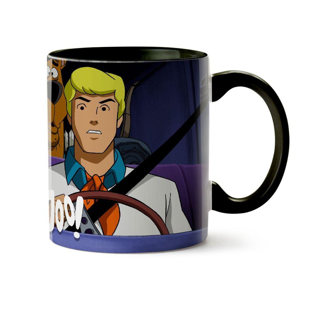 Caneca Scooby-Doo 01
