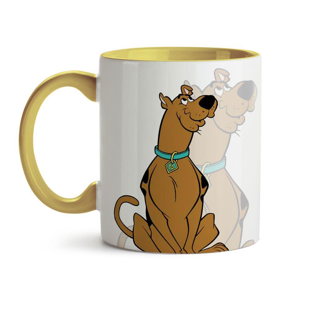 Caneca Scooby-Doo 05