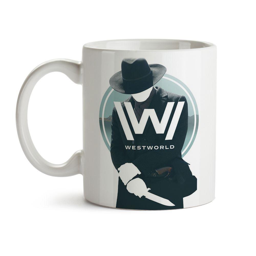 Caneca Série Westworld 04
