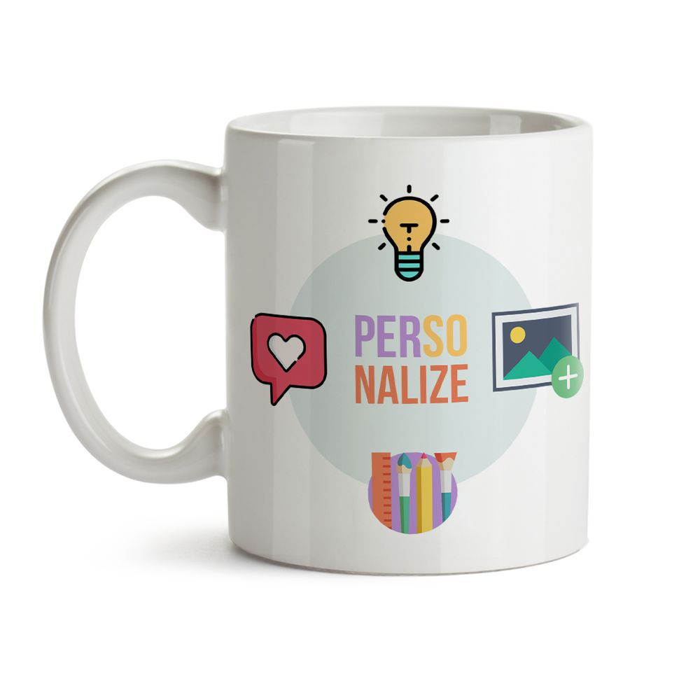 Caneca Simples - Personalize