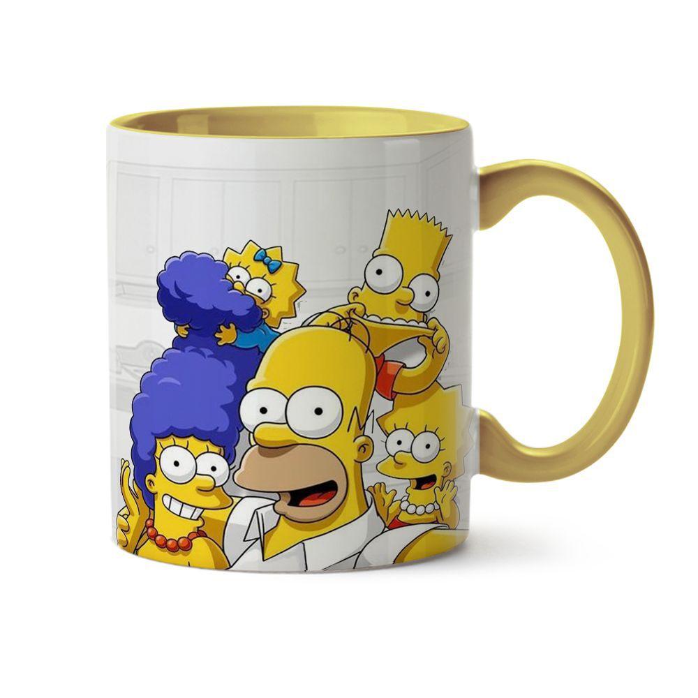 Caneca Simpsons - Bart