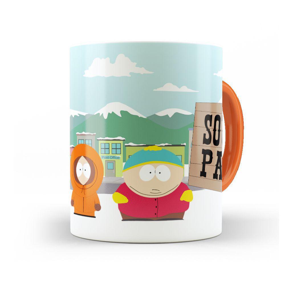 Caneca South Park