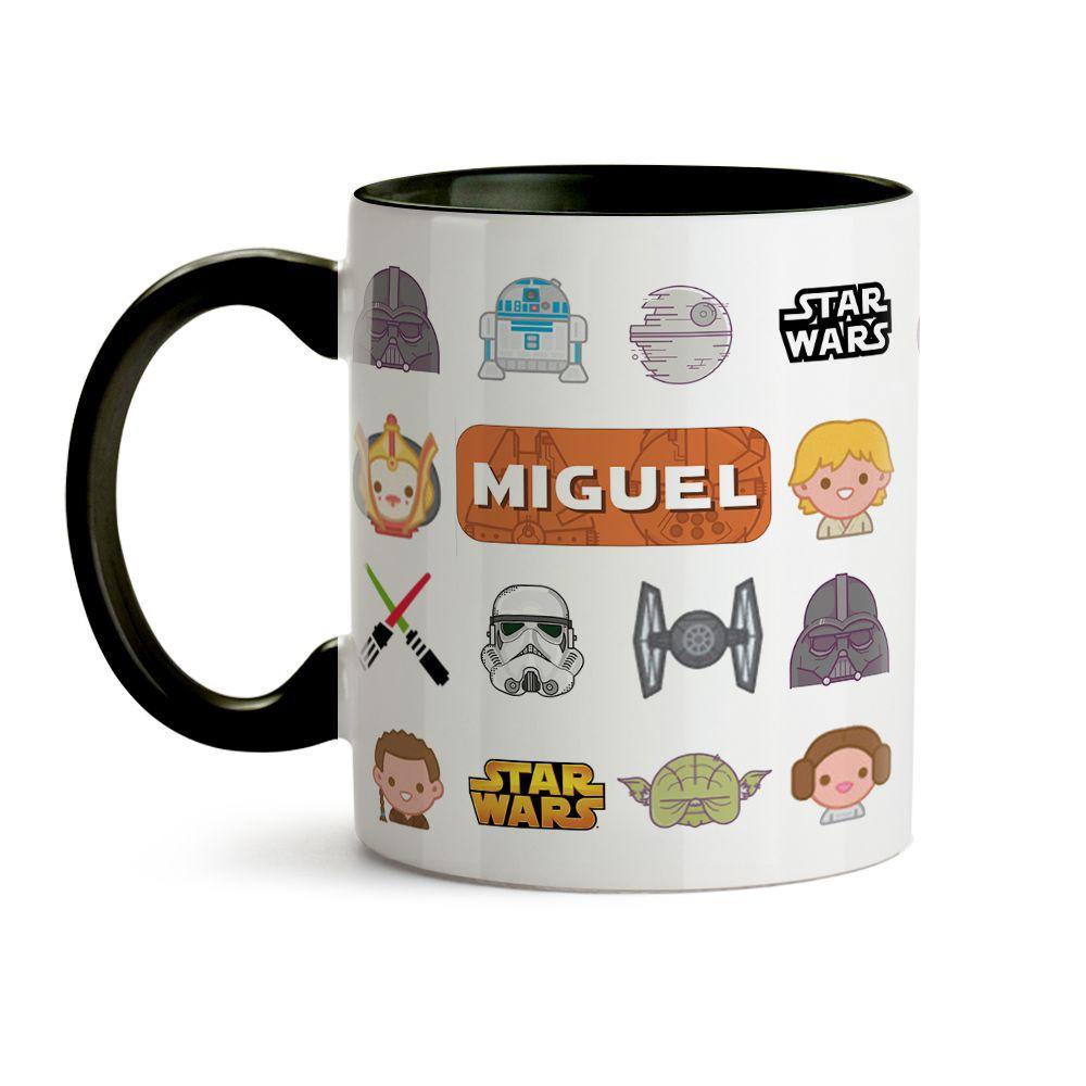 Caneca Star Wars Icones