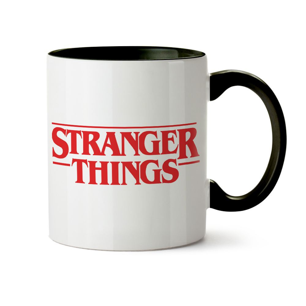Caneca Stranger Things - Run