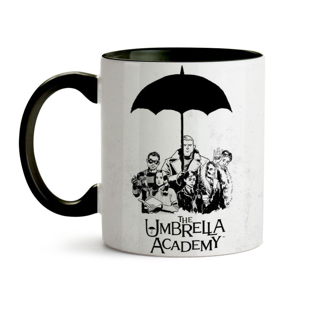 Caneca The Umbrella Academy 01
