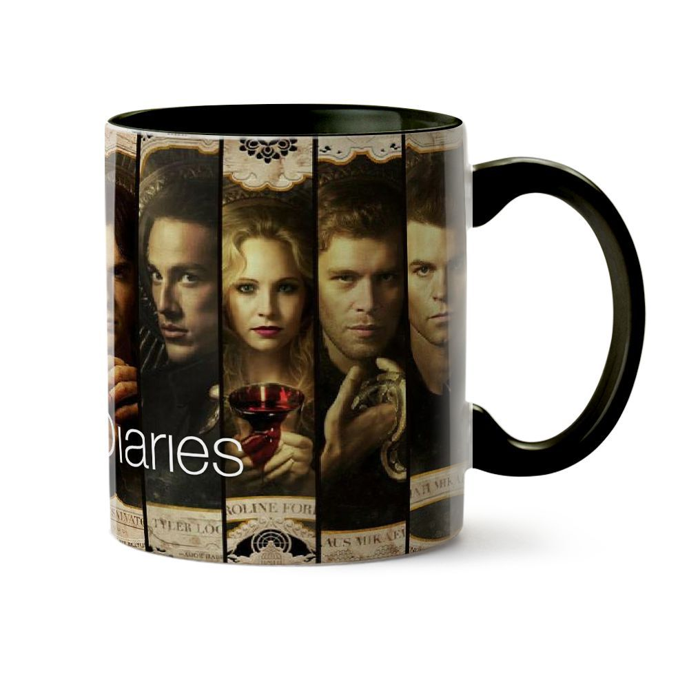 Caneca The Vampire Diaries 01