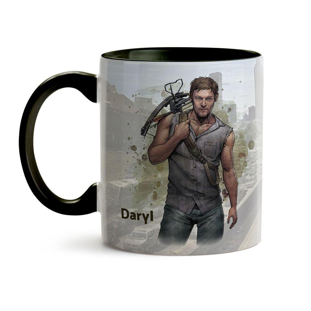 Caneca The Walking Dead Daryl