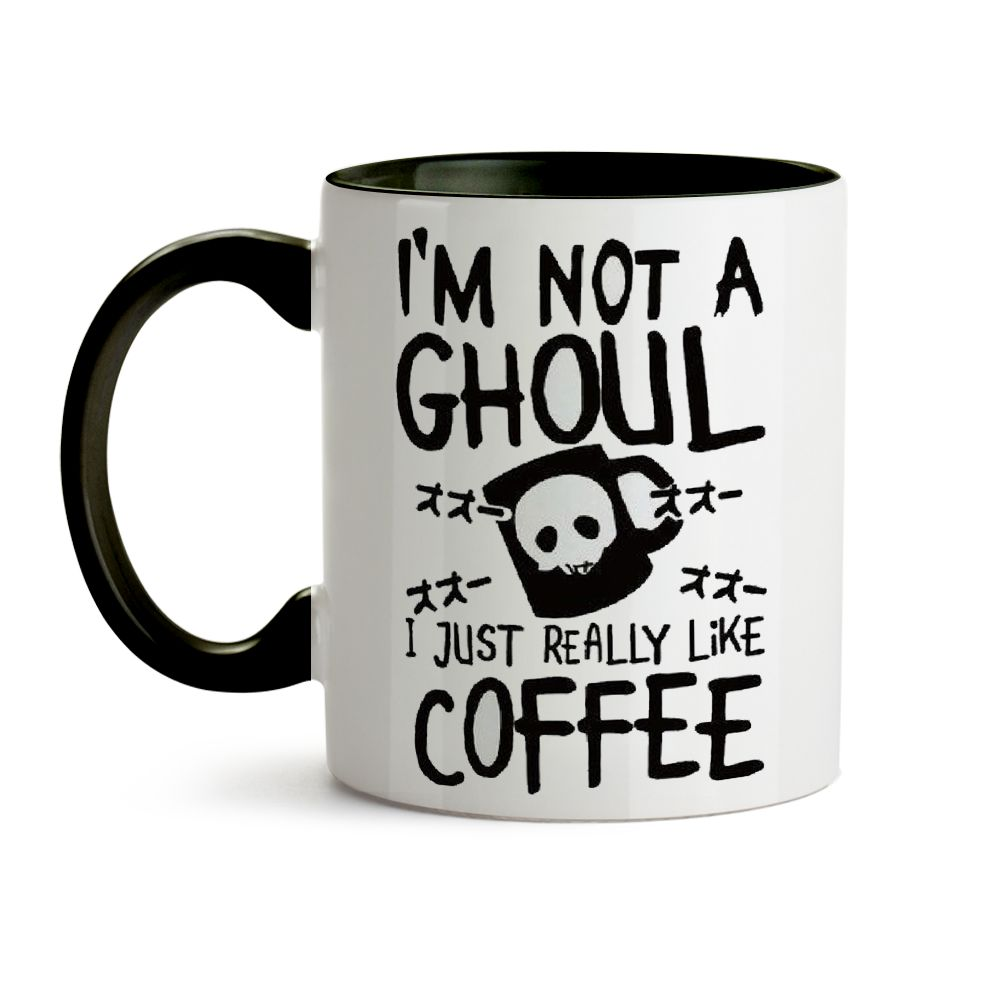 Caneca Tokyo Ghoul I'M Not A Ghoul