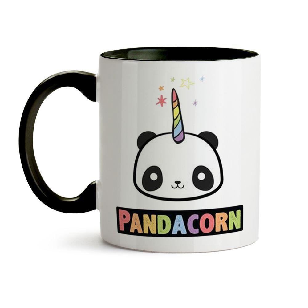 Caneca Unicórnio - Pandacorn