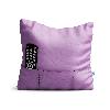 Almofada lilas