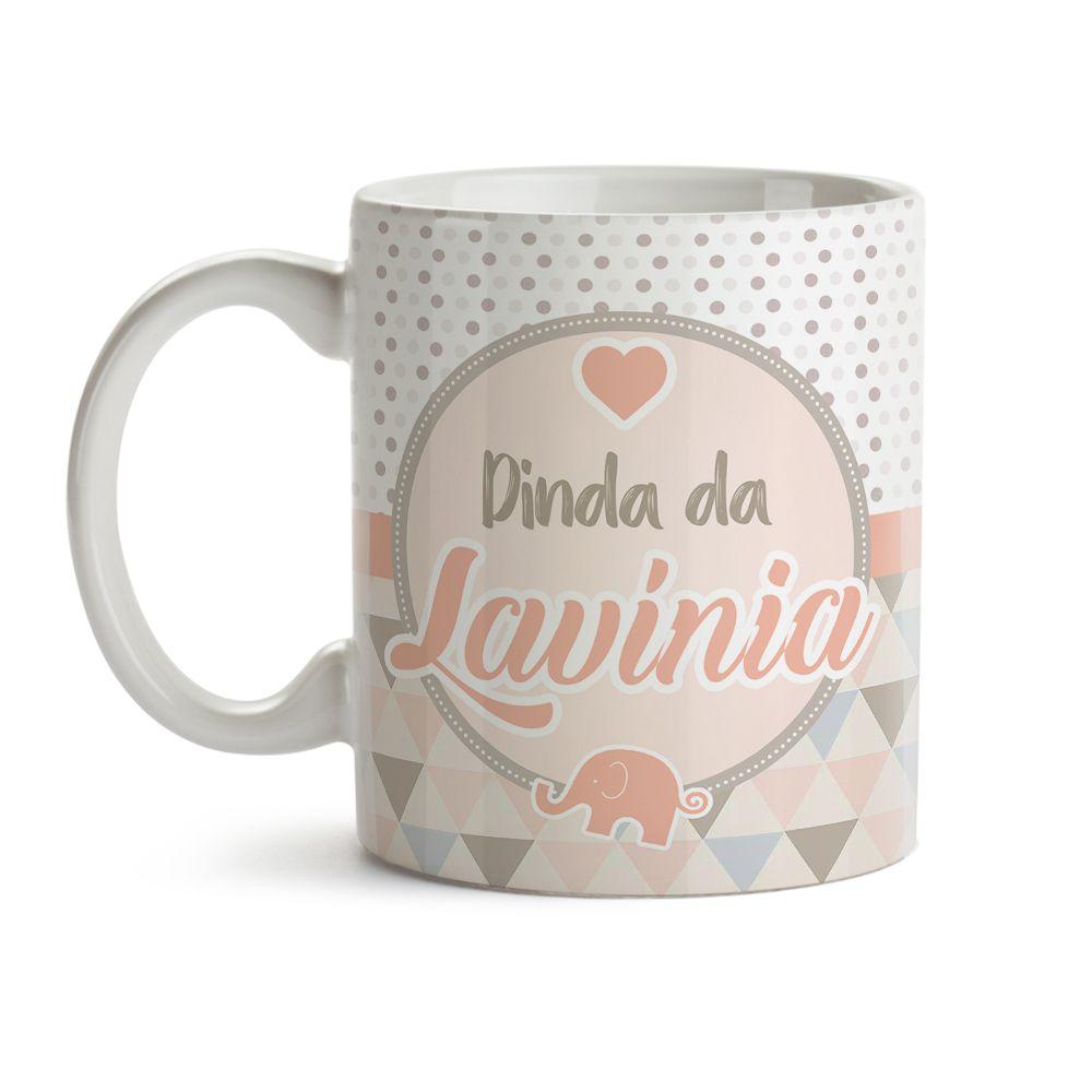 Par De Canecas Dindo E Dinda 04