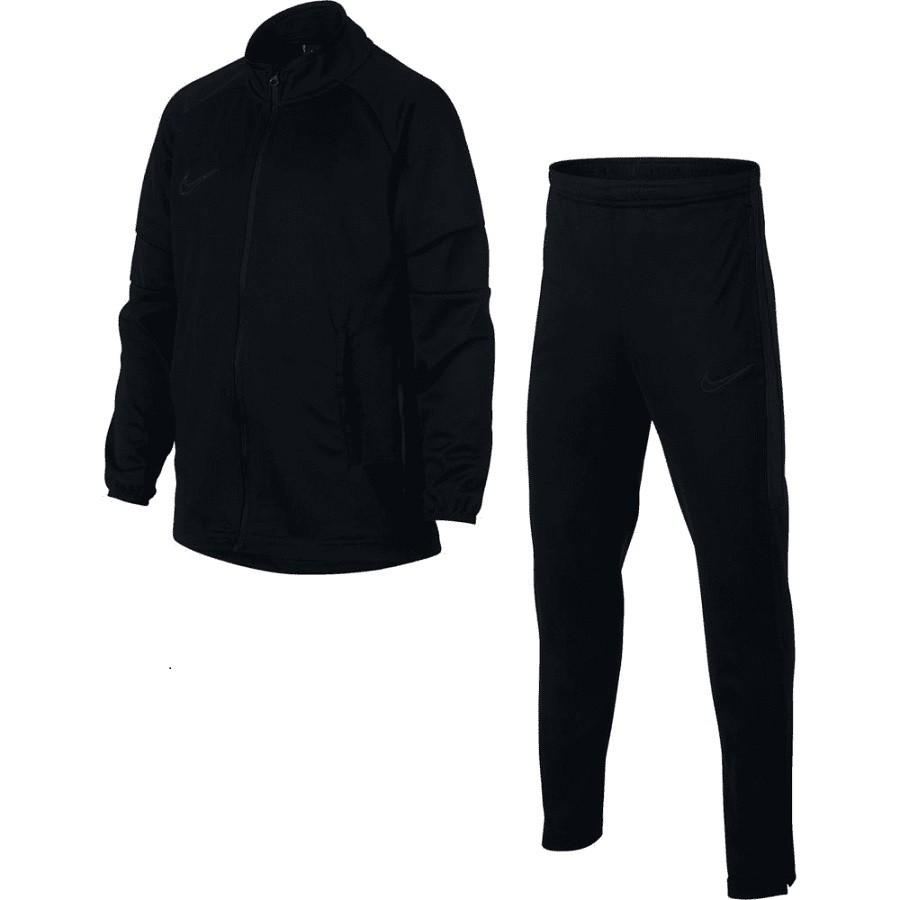 Agasalho Infantil Nike Academy Older Dry Fit Preto