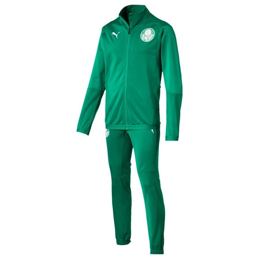 Agasalho Palmeiras Puma Masculino Verde