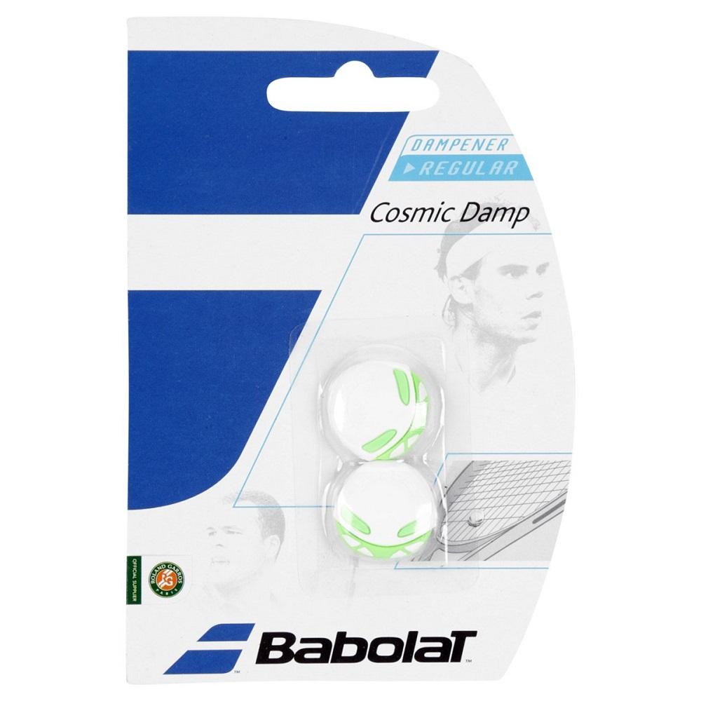 Antivibrador Babolat Cosmic Damp X2 Verde