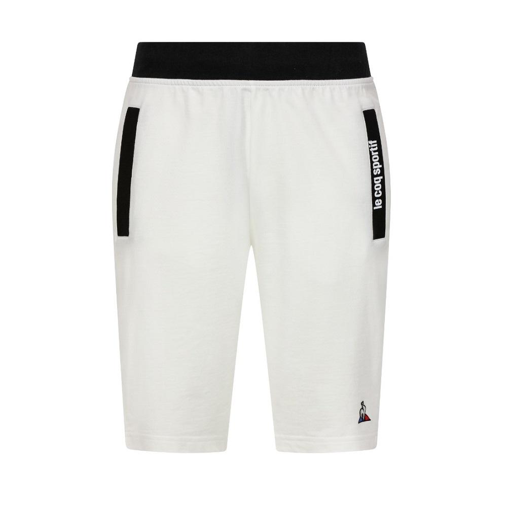 Bermuda Le Coq Sportif Essentials Nº3 Masculina Branca