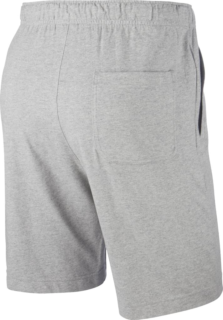 Bermuda Nike Club Jersey - Masculino Cinza