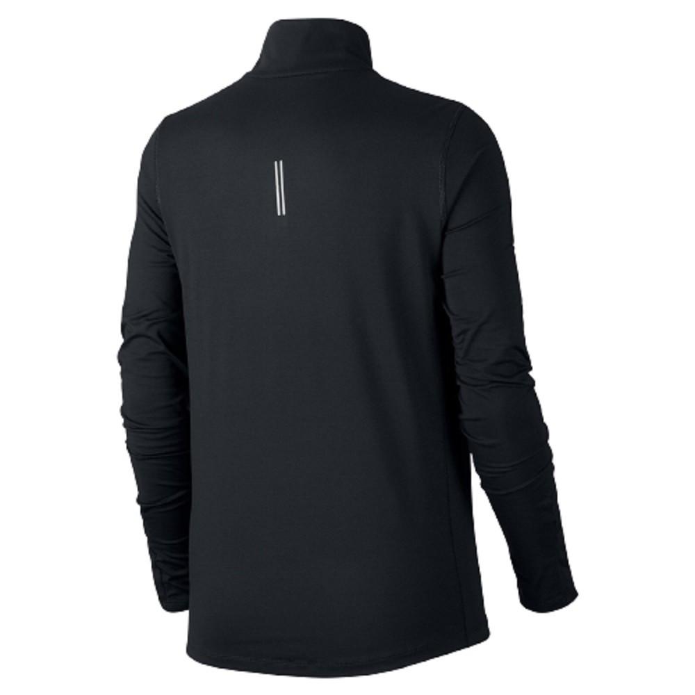 Blusa Nike Element Feminino Preto Prata