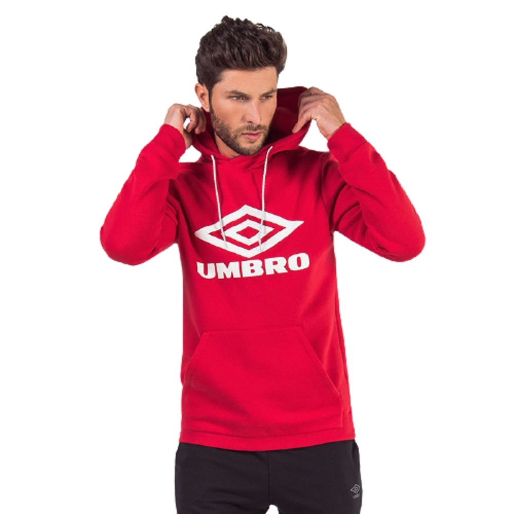 Blusão Umbro Diamond Duo Masculino Vermelho