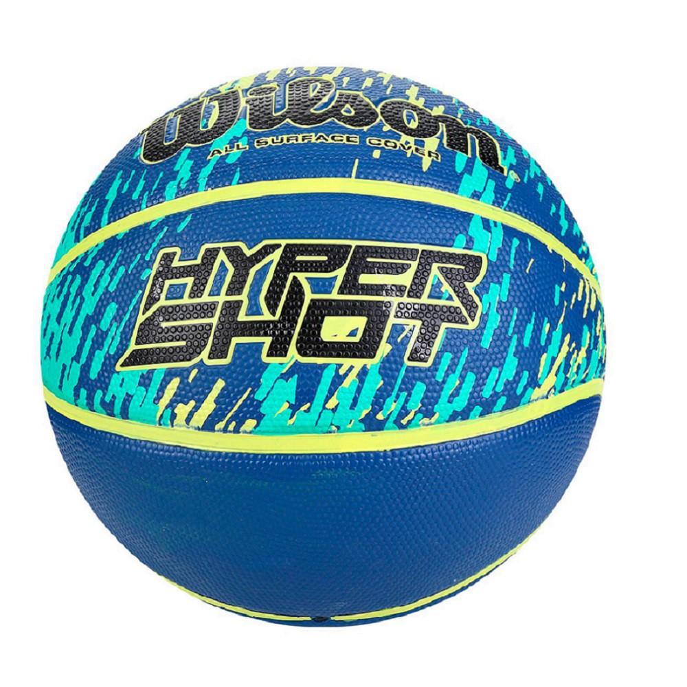 Bola Basquete Wilson Hyper Shot #7 Azul