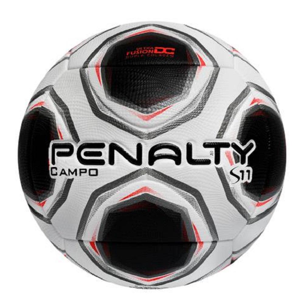 Bola Campo Penalty S11 R2 XXI Branco Preto