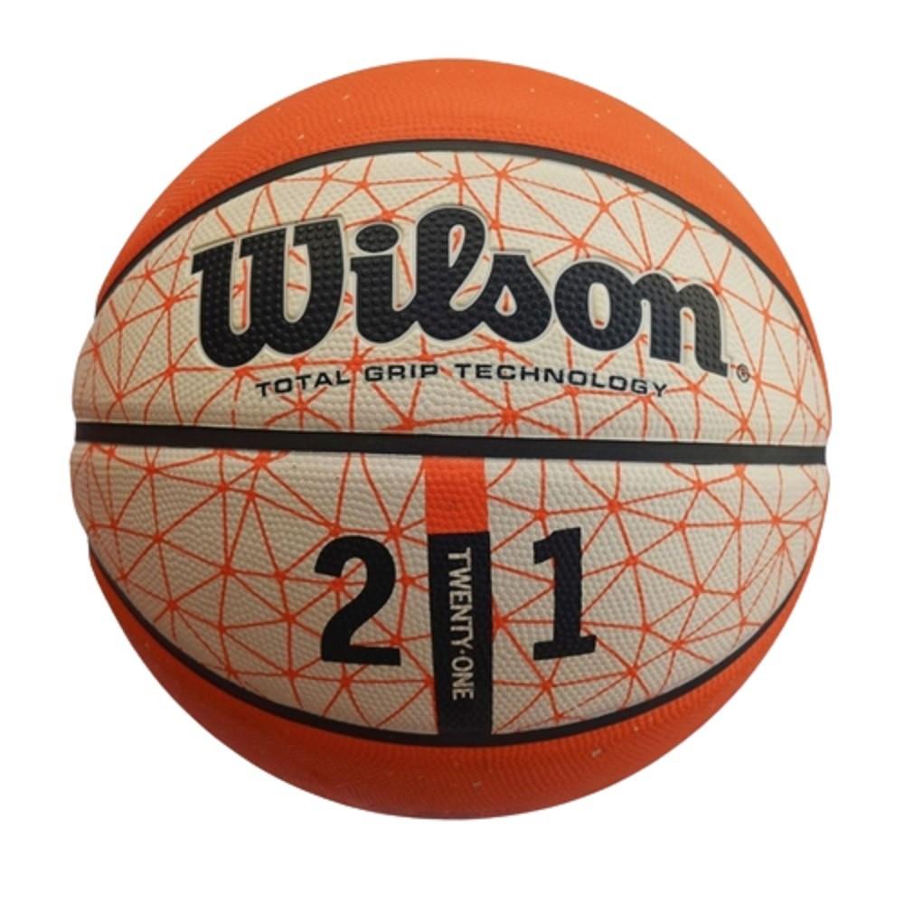 Bola de Basquete Wilson - 21 Series Laranja