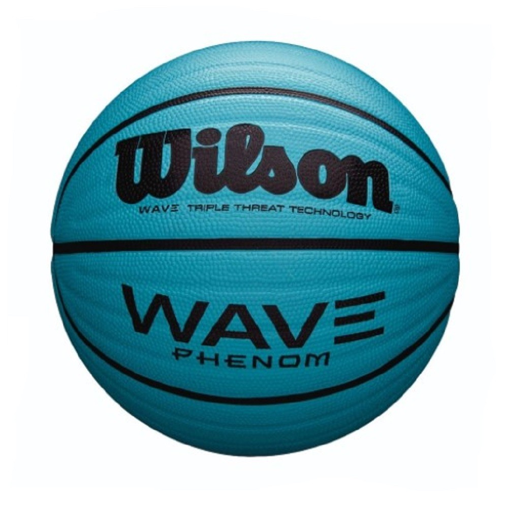 Bola de Basquete Wilson - Wave Phenom® n.7 Azul