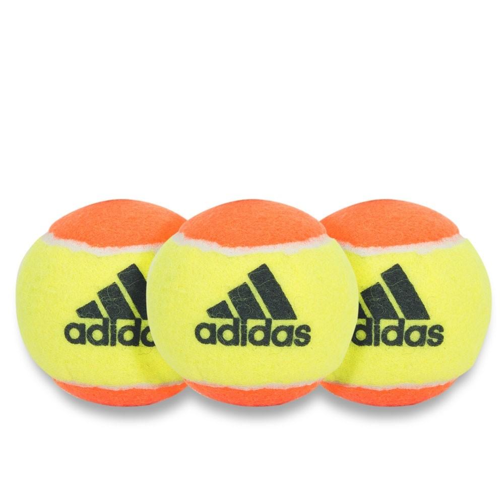 Bola de Beach Tennis Adidas Aditour 3 unidades