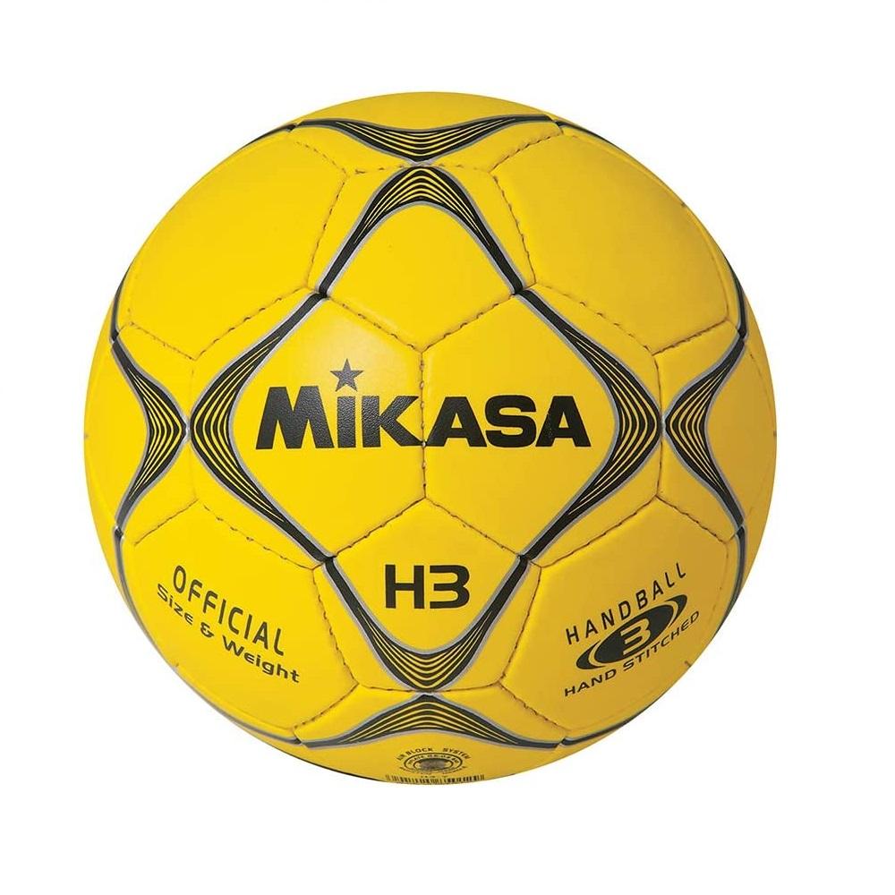 Bola de Handball Mikasa Modelo H3-Y Amarelo