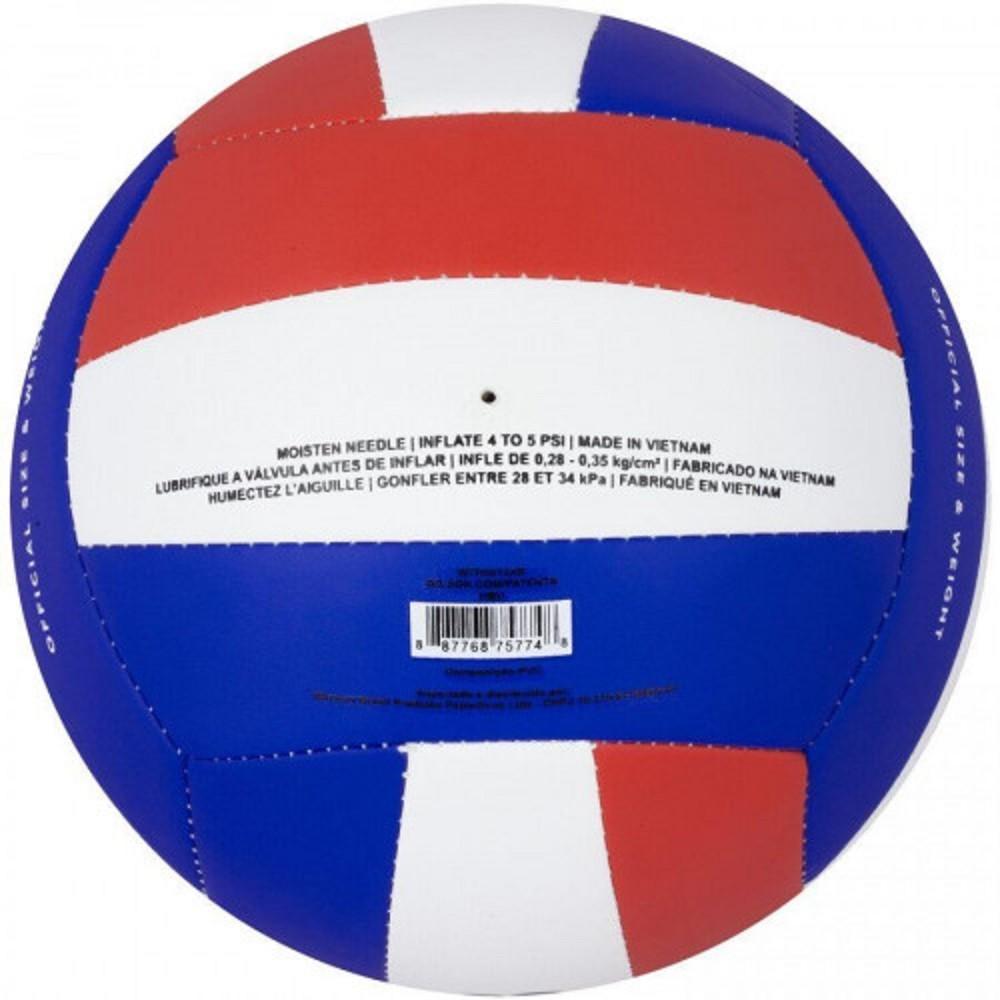 Bola de Vôlei Wilson Match Point Azul Vermelho