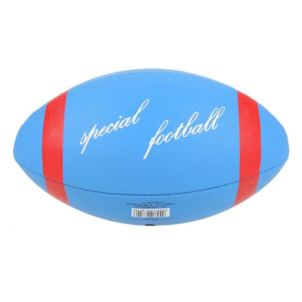 Bola Futebol Americano Penalty VIII Azul Vermelho