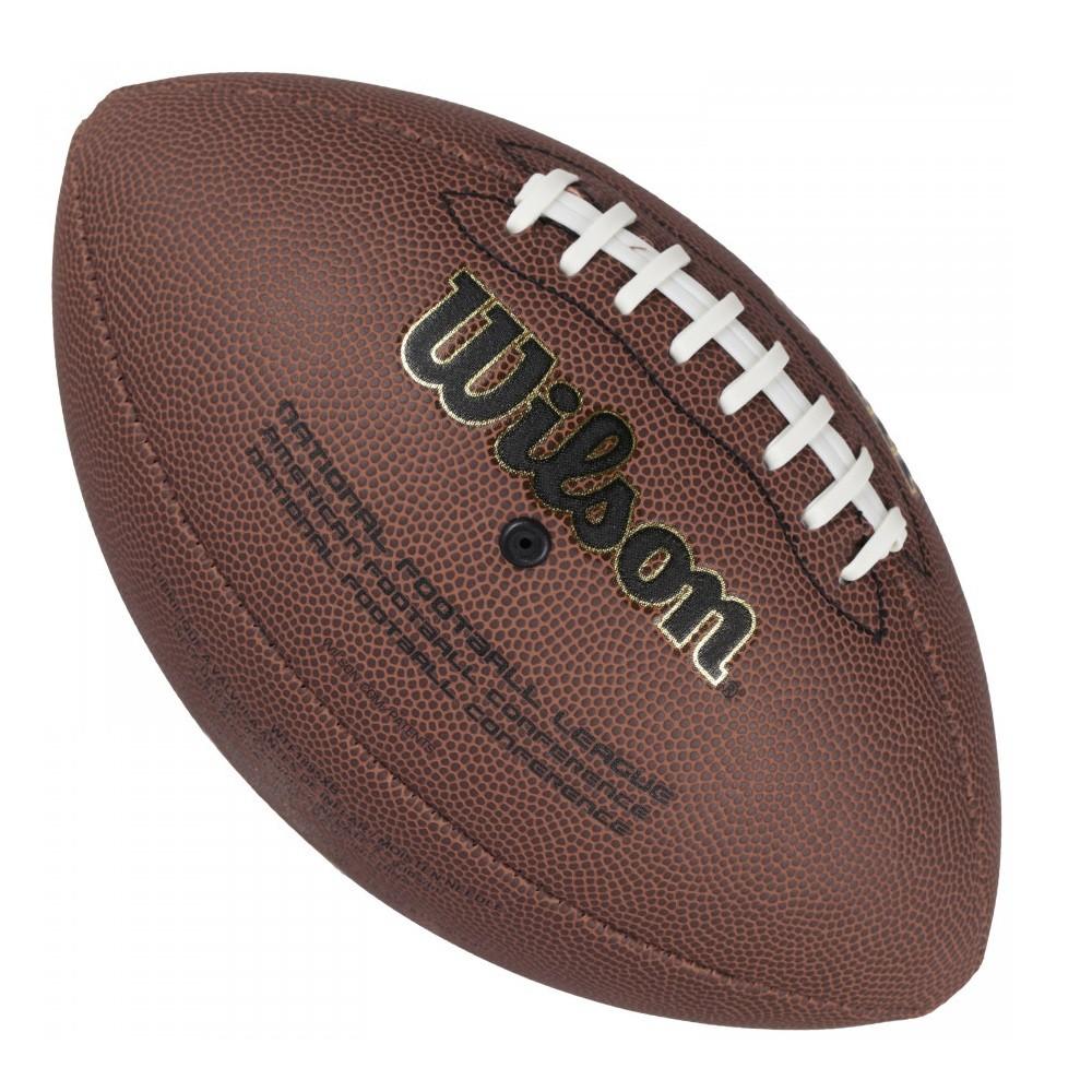 Bola Futebol Americano Wilson NFL Super Grip Cover