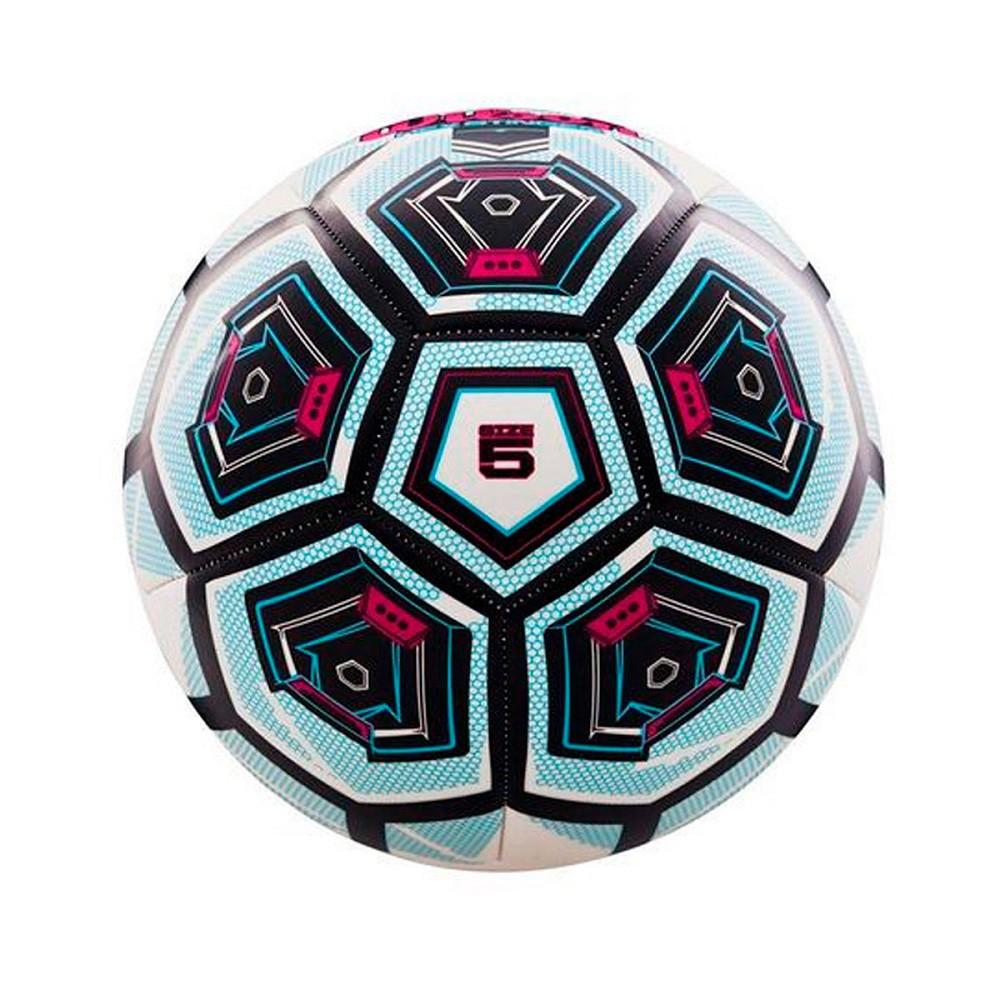 Bola Futebol Wilson Hex Stinger Azul Branco