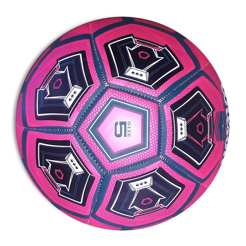 Bola Futebol Wilson Hex Stinger Rosa