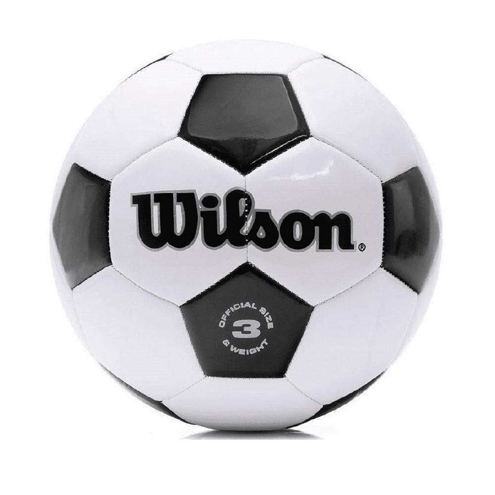 Bola Futebol Wilson Tradicional #3