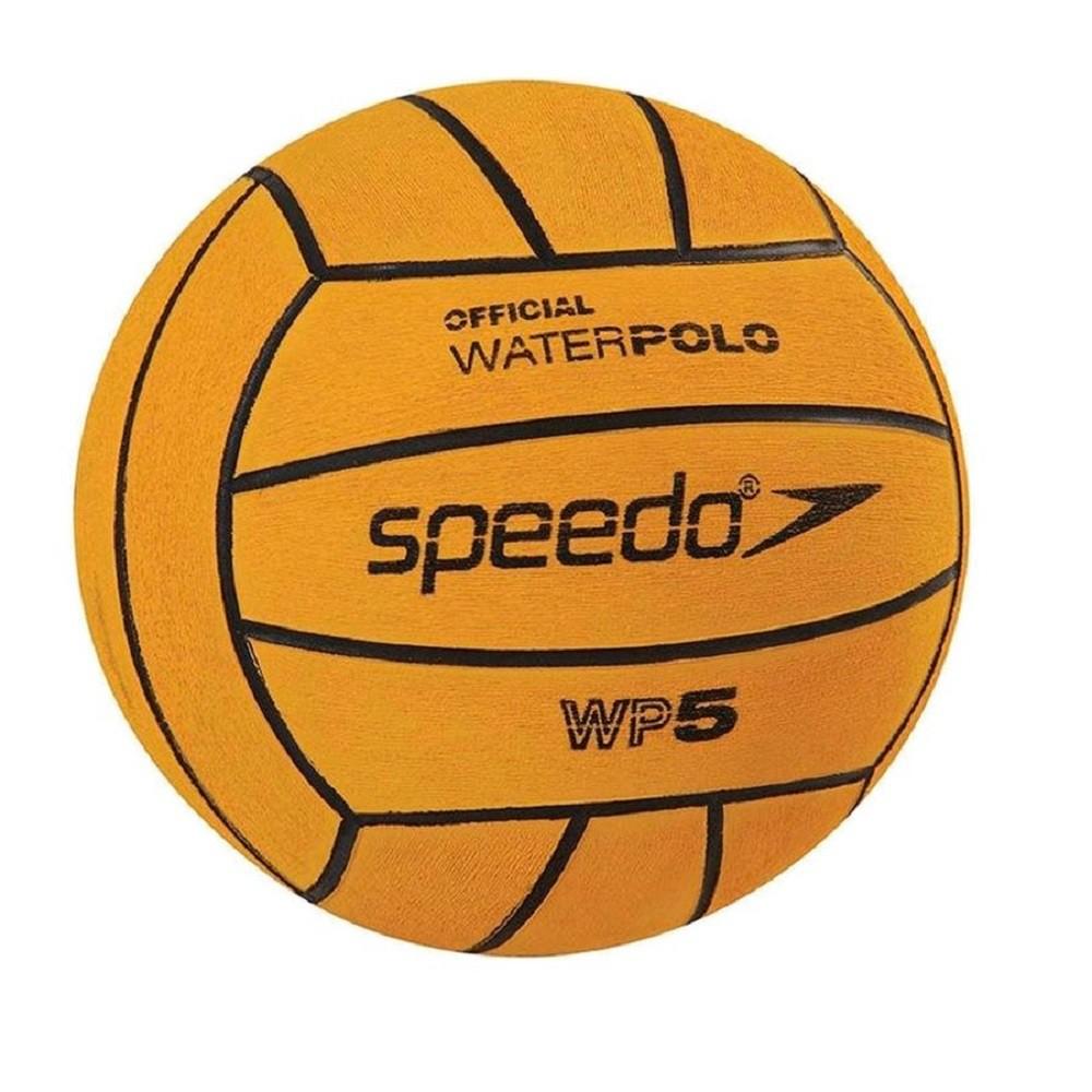 Bola Polo Aquático Speedo WP-5 Amarelo